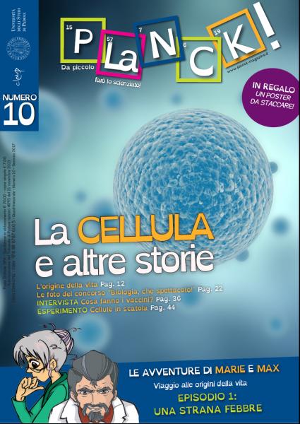 LA CELLULA E ALTRE STORIE