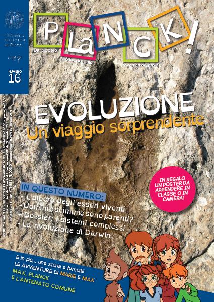 EVOLUZIONE, un viaggio sorprendente