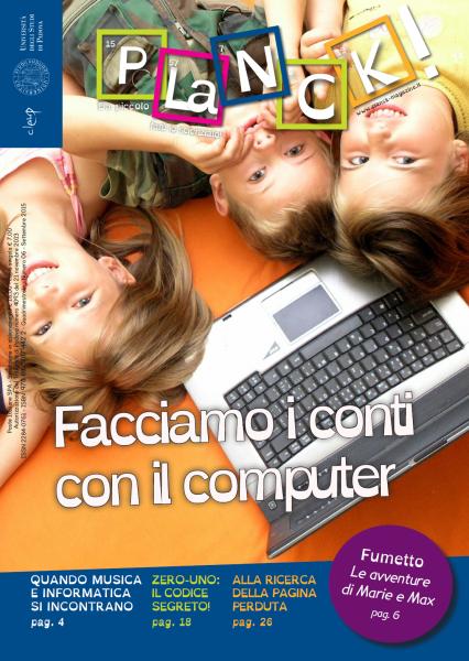 FACCIAMO I CONTI CON IL COMPUTER
