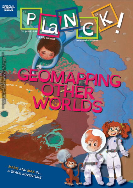 GEOMAPPING OTHER WORLDS